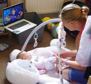 Communicating with your baby