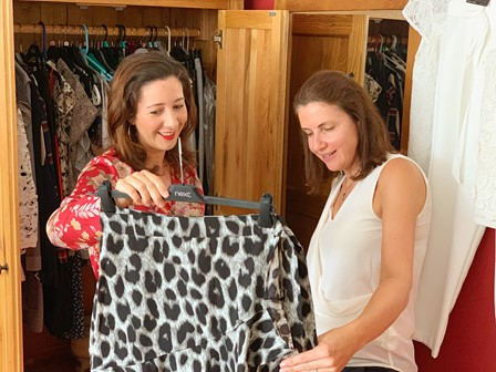 Learn how to successfully declutter your wardrobe