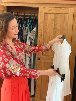 Top tips to take control of your wardrobe.