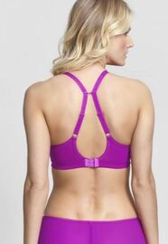 Your bra straps keep falling down when your bra isn't fitting properly.