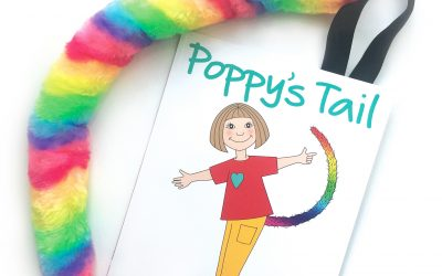 FREE: Poppy's Tail Book Reading and Activities