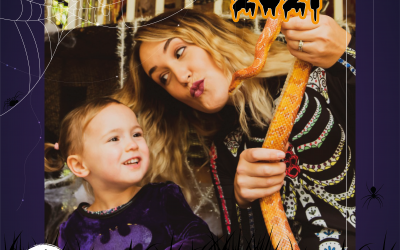 Mummy Meet-up Kent Halloween Event in aid of Abigail's Footsteps